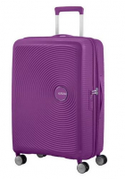 "American Tourister ""Soundbox"" Spinner 67cm 3,7kg 71,5/81l purple orchid"