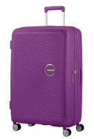 American Tourister 'Soundbox' Spinner 77cm 4,2kg 97/110l purple orchid