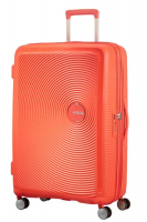 American Tourister 'Soundbox' Spinner 77cm 4,2kg 97/110l spicy peach