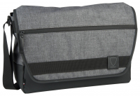 Strellson 'Northwood' Messenger LHF 1 dark grey