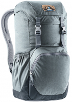 "Deuter ""Walker 20"" Rucksack 640g 20L graphite-black"