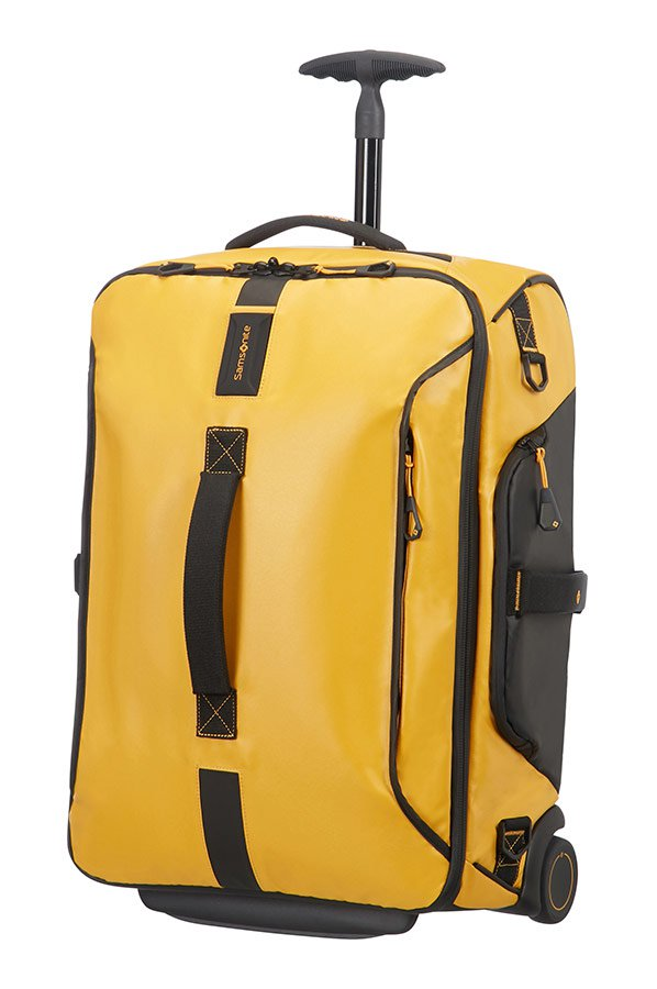 Samsonite 'Paradiver Light' Backpack mit Rollen 2,4kg 51l yellow