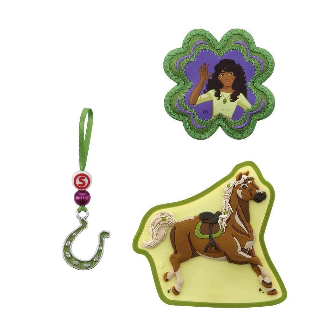 Step by Step 'Magic Mags Schleich S' Wechselmotiv 3-tlg. Horse Club Sarah & Mystery
