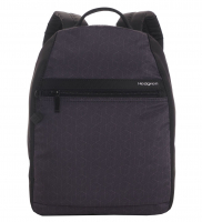 "Hedgren ""Inner City Vogue L"" Rucksack cube print"