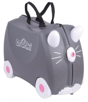 Trunki 'Benny die Katze' Ride-on suitcase Kindertrolley