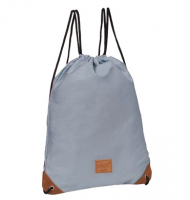 "New-Rebels ""Heaven"" Sportbeutel Rucksack soft blue"