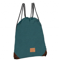 "New-Rebels ""Heaven"" Sportbeutel Rucksack frog green"