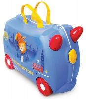 Trunki 'Paddington Bär' Ride-on suitcase Kindertrolley