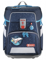 "Step by Step ""Sky Rocket"" Space Schulrucksack-Set 5tlg."