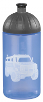 "Step by Step ""City Cops"" Trinkflasche 0,5l blau"