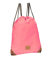 "New-Rebels ""Heaven"" Sportbeutel Rucksack soft pink"