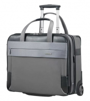 "Samsonite ""Spectrolite 2.0"" Pilotentrolley 17,3` 38/44l  3,7kg grey/black"