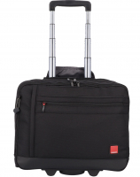"Hedgren ""Red Tag HRDT Rotor"" Mobile Office 15,6`black"