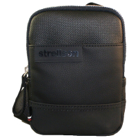 Strellson 'Royal Oak' Shoulderbag klein schwarz