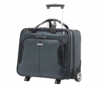 "Samsonite ""XBR"" Rolling Tote mit Laptopfach bis 15,6`´ 3,2kg 27,5l grey/black"