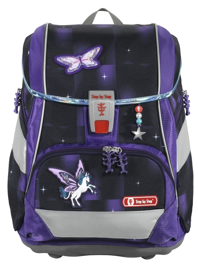 Step by Step 'Pegasus Dream' 2in1 Plus Schulrucksackset 6tlg 19l 1200g