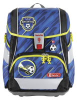 Step by Step 'Soccer Team' 2in1 Plus Schulrucksackset 6tlg 19l 1200g