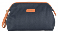 Samsonite 'Lite DLX' Toilet Kit 8l 0,4kg midnight blue