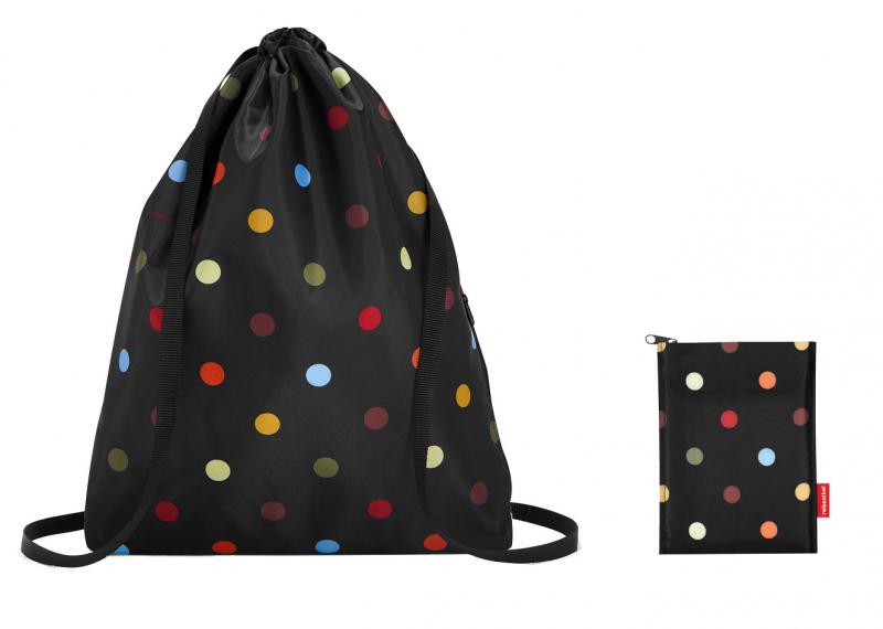Reisenthel Mini Maxi Shopper Mixed Dots Einkaufstasche Beutel faltbar waschbar