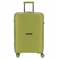 "March ""Bel Air"" 4-Rad Trolley 67cm 2,7kg 70l Polypropylene green/silver"