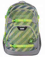 Coocazoo 'ScaleRale' Schulrucksack Limited Edition 1,2kg 30l MeshFlash neongreen