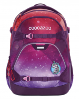 "Coocazoo ""ScaleRale"" Schulrucksack Limited Edition 1,2kg 30l OceanEmotion galaxy pink"