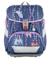 "Step by Step ""Mermaid"" 2in1 Plus Schulrucksackset 6tlg 19l 1200g"