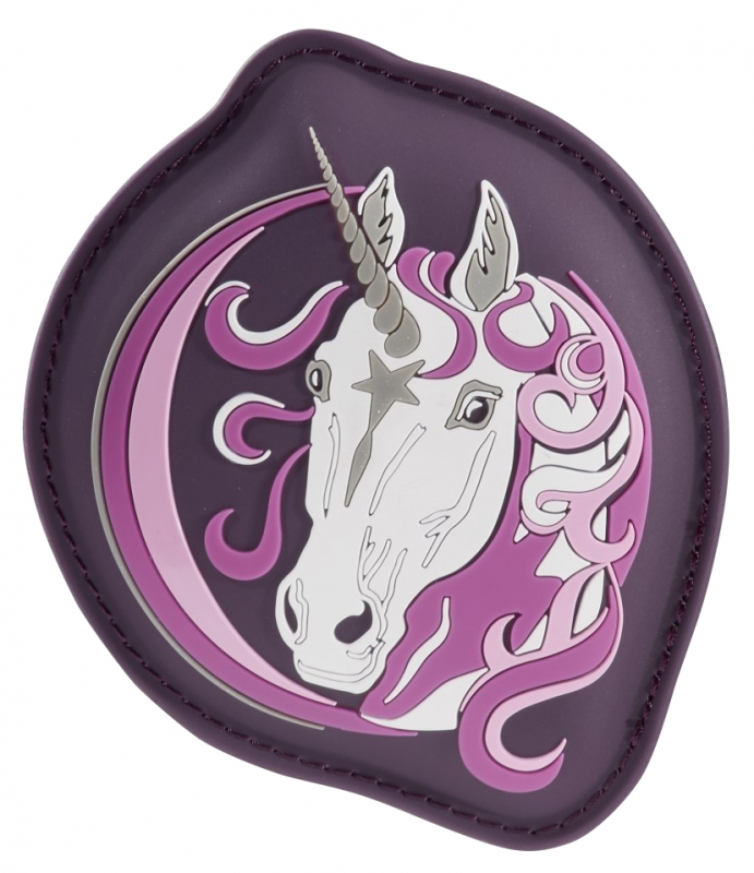 "Step by Step ""Magic Mags Flash"" Wechselmotiv mit Leuchtfunktion mystic unicorn purple"