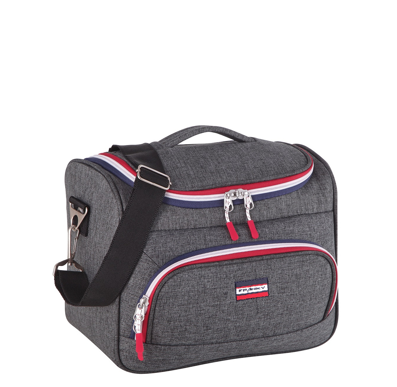 Franky Beautycase grey sports