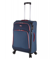 Franky 4-Rad Trolley M 69cm erweiterbar 3,2kg midnight sports