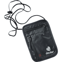 "Deuter "" Security Wallet I RFID Block"" Brustbeutel black"