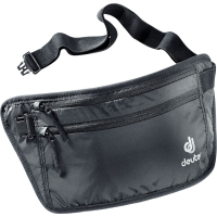 "Deuter ""Security Money Belt II RFID Block"" Gürteltasche black"