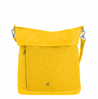 Prato LM Joyce Beuteltasche Flannel two tone yellow