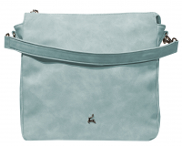 Prato LM Joyce Shoppertasche Vintage Perfo light blue