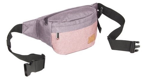 New-Rebels 'Creek' Gürteltasche lavender-soft pink