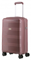 Travelite 'Zenit' 4-Rad Bordtrolley 55cm 2,5kg 36l flieder