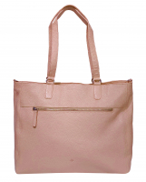 Prato LM Asif Shopper geprägtes Rindleder light rose