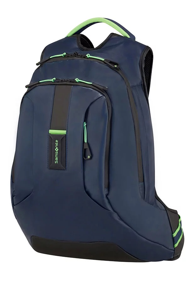 Samsonite 'Paradiver Light' Rucksack L 0,7kg 19l night blue / fluo green
