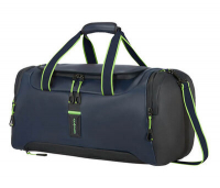 Samsonite 'Paradiver Light' Reisetasche 0,8kg 47l night blue / fluo green