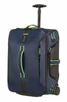 Samsonite 'Paradiver Light' Backpack mit Rollen 2,4kg 51l night blue/fluo green