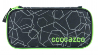 Coocazoo 'PencilDenzel' Schlamperetui laserreflect solar-green