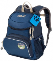 Jack Wolfskin 'Little Joe' Kinderrucksack 11 Liter dark indigo