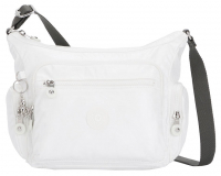 "Kipling ""Gabbie S"" Classics Shoulderbag white metallic"