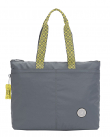 "Kipling ""Chika"" Boost It Shopping Bag dark carbon"
