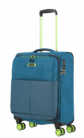 Travelite 'Proof' 4-Rad Bordtrolley S 55cm 2,6kg 36l petrol