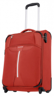 Travelite 'Speedline' 2-Rad Bordtrolley S 53cm 2,3kg 35l rot