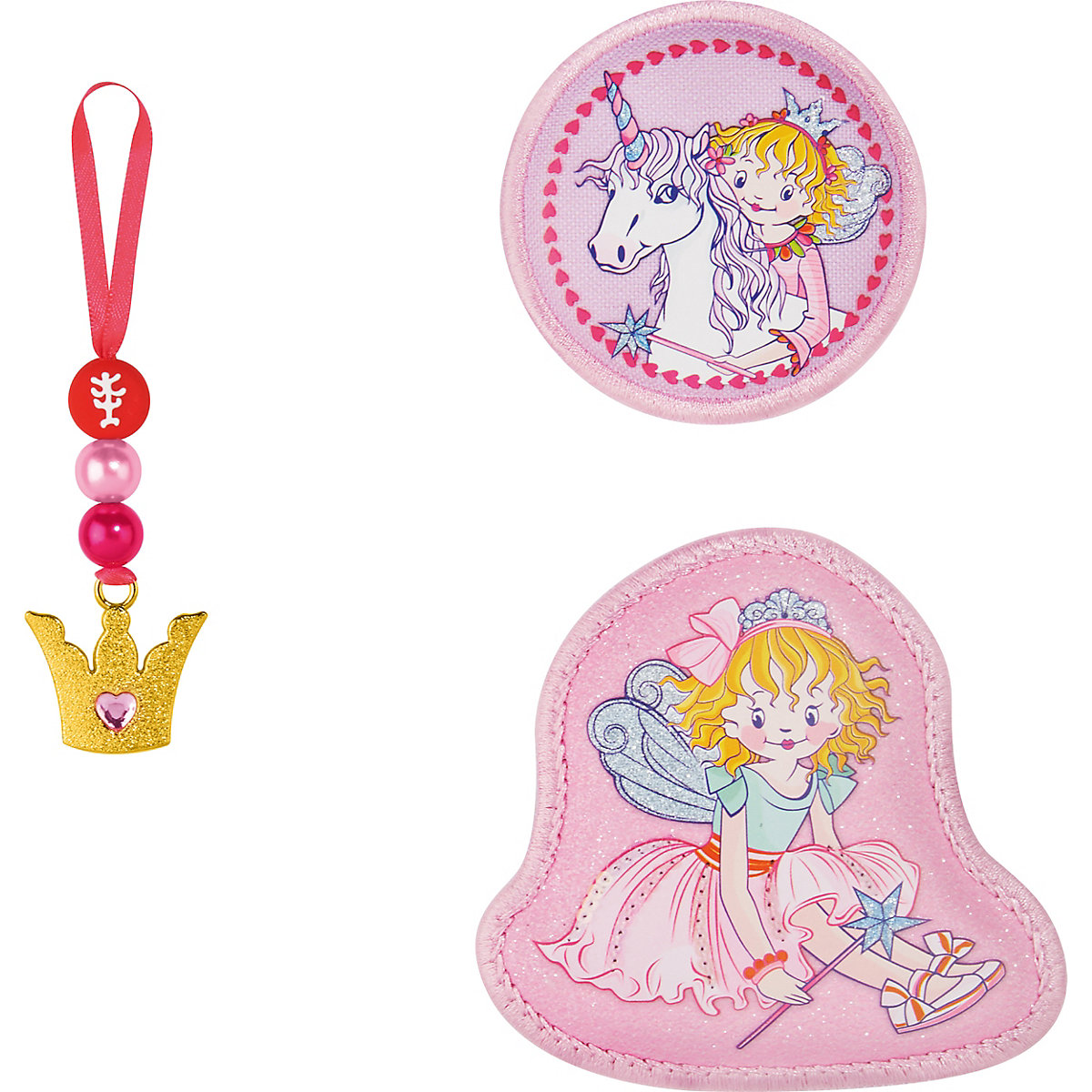 Step by Step 'Magic Mags' Wechselmotiv Prinzessin Lillifee Rosarien