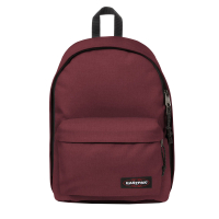 Eastpak 'Out of Office' Rucksack mit Laptopfach 27l crafty wine