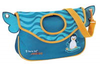 Step by Step Junior 'Alpbag Girls' Kindergartentasche little penguin