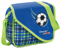 Step by Step Junior 'Alpbag' Kindergartentasche football